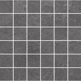 Керамогранит DD2006\MM | Декор Про Стоун антрацит мозаичный