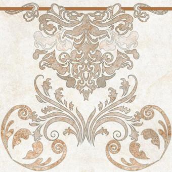 Бордюр напольный Sand Stone Cream K084344 45x45
