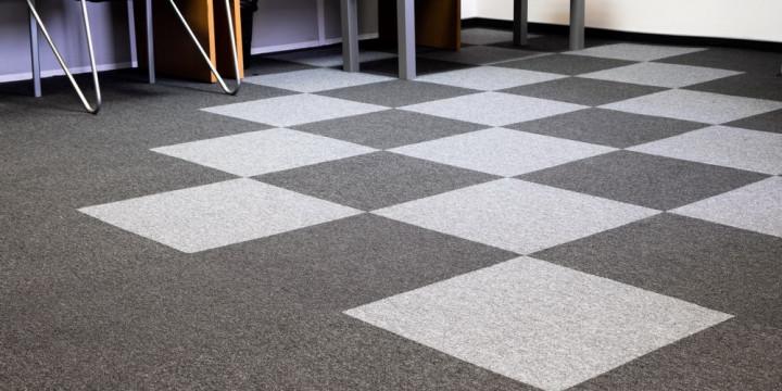 Проект по укладке ковровой плитки
